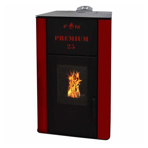 Termoșemineu peleți FM Premium 25 kW