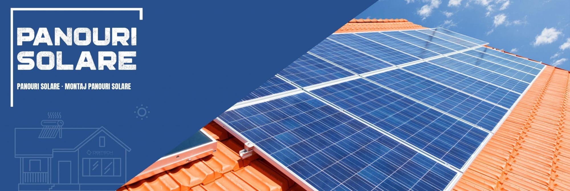 Panouri solare inox